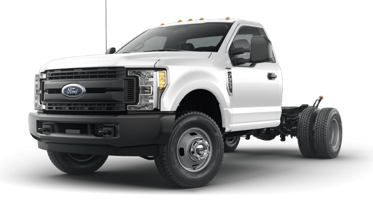 New 2019 Ford F-350SD XL Cab/Chassis 1FDRF3G62KED72684 for sale in Indio, CA